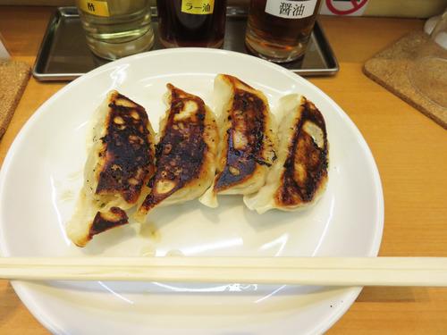 17特大餃子380円