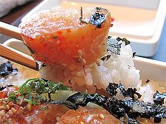 料理:めんたい重食べる@元祖博多めんたい重・西中洲