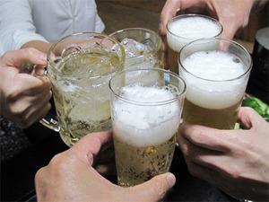 7乾杯!@油山猟師小屋