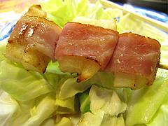 料理串:ポテトベーコン巻き158円@焼鳥みのかさ・小笹