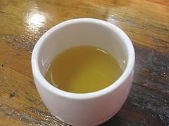 11ランチ:コーン茶@ビビンバ・韓国冷麺専門店・菜ずき・天神