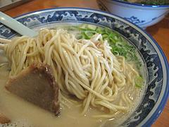 12ランチ:麺増量1.5倍@博多ラーメン・げんこつ