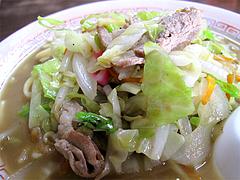 料理:チャンポン具@金龍食堂・親富孝通り・天神