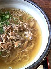 ランチ:鶏ごぼうそば食べる@鳴門うどん・久留米・山川