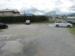 2駐車場@西谷家
