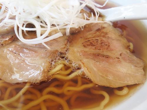 11炙りチャーシュー湯麺汁