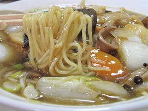13肉そば麺@ニイハオ