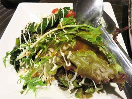 10野菜サラダ