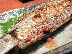 料理7:根室の新生サンマアップ@和膳・松の湯・春日原