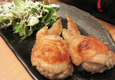 8手羽餃子