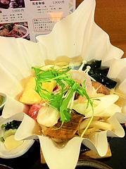 8ランチ:紙鍋うどん@博多大福うどん・うどんすきと水炊き