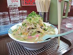 10ランチ:野菜たっぷりちゃんぽん680円@博多龍龍軒・祇園店
