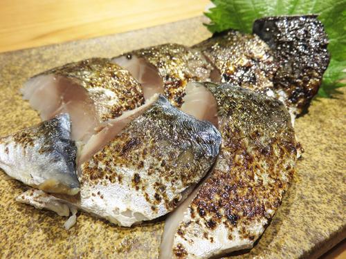 6炙りトロしめ鯖