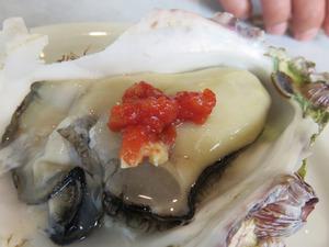 12牡蠣サルサ@オイスタールーム