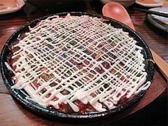 料理:山芋鉄板焼き661円@やきとり処・博多こっこ家・春吉