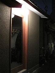外観:入り口@酒陶・築地・平尾