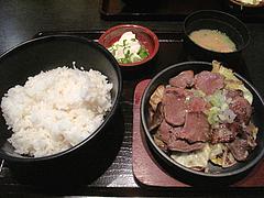 7ランチ:葱塩タン390円@居酒屋しょうき・博多店