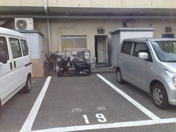 15駐車場@西苑