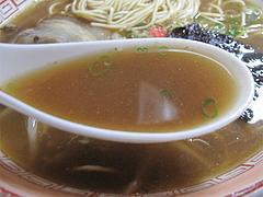 料理:ラーメンスープ@金龍食堂・親富孝通り・天神