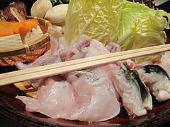 料理:ふぐちりアップ@一椿・和(なごみ・NAGOMI)・小倉