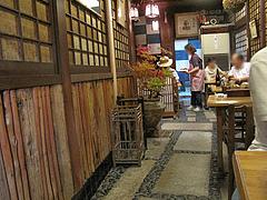 6店内:テーブル席@京寿司ランチ・祇園いづ重