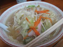 料理:和風ちゃんぽん530円@めん処・三喜(三木製麺所)