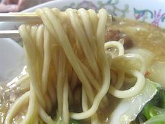 料理:五目あんかけの麺@中華料理・晴華楼・博多区祇園町