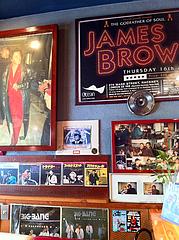 店内:ジェームズ・ブラウン@JB'S BAR(ジェービーズバー)・渡辺通