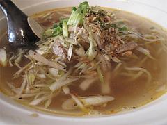 7ランチ:チャーシューと葱の香り汁そば@中華・星期菜・須崎・博多