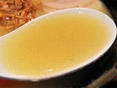 料理:白湯鶏拉麺のこってり@たらふくまんま・春吉