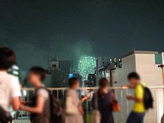 花火7@紺屋2023プロジェクト・大濠花火大会2011
