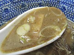 10ランチ:魚介豚骨スープ@つけめん・咲きまさ・春吉