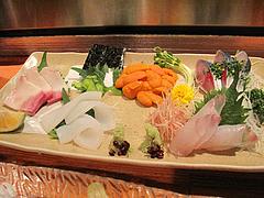 7食事:刺身盛り合わせ@食事処きむら(木村)・中洲・和食