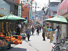 20外観:美野島商店街1@サンディッシュ・カフェ・美野島