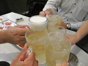 2乾杯@延吉香