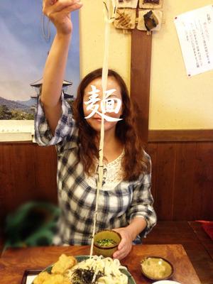1うどん長い@讃岐うどん・へんろみち