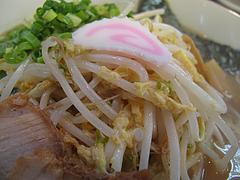 13ランチ:糸島中華そば(もやし・とき卵入り)@ラーメン・伊都商店