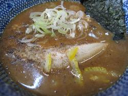 2つけ麺魚介豚骨@つけ麺咲きまさ