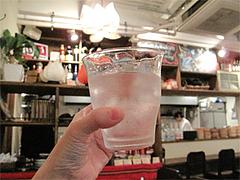 料理:ベトナム米焼酎39度ナンフン500円@ベトナムカフェ&レストラン・ゴンゴン