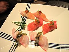 5夜:創作寿司@たつみ寿司・総本店・博多