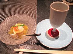 5夜:付き出し@たつみ寿司・総本店・博多座裏