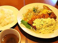 料理:人気!チキン南蛮790円@ハローコーヒー清水店