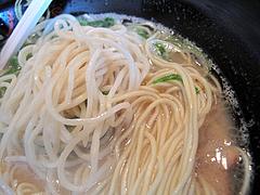 13ランチ:ラーメン麺@博多ラーメン・伍ノ壱・次郎丸