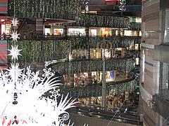 クリスマスイルミネーション2010@キャナルシティ博多