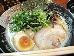 料理:遊楽麺650円@らーめん・麺屋・遊楽
