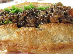 メニュー:ホットドッグパン@SUNDOG(サンドッグ)・西小倉