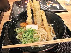 料理:大分産ごぼう天のおうどん490円@かほうや・うどん・赤坂
