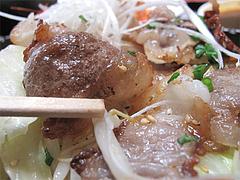14ランチ:和牛カルビ定食@焼肉万歳・薬院店