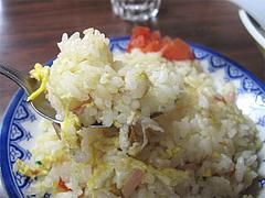 料理:ミニヤキメシ@ラーメン新東洋・美野島