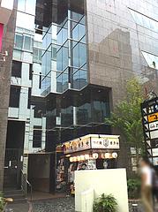 外観:CEPAビル@ラーメン壱の家・西通り・天神